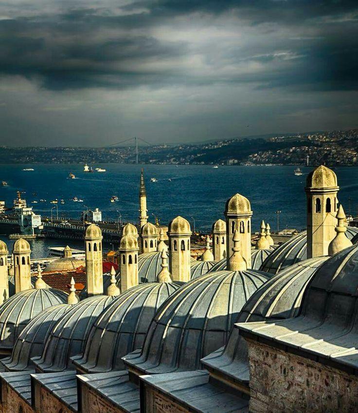 Bosphorus...