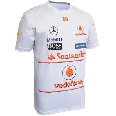 48 best images about 2013 vodafone mclaren mercedes for Sponsor t shirt design