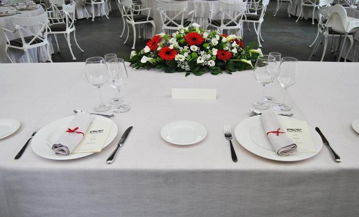 Mesa boda Casa Setién