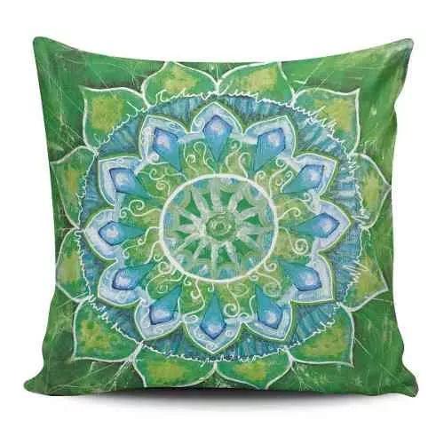 Cojin Decorativo Tayrona Store Mandala 112 - $ 44.900