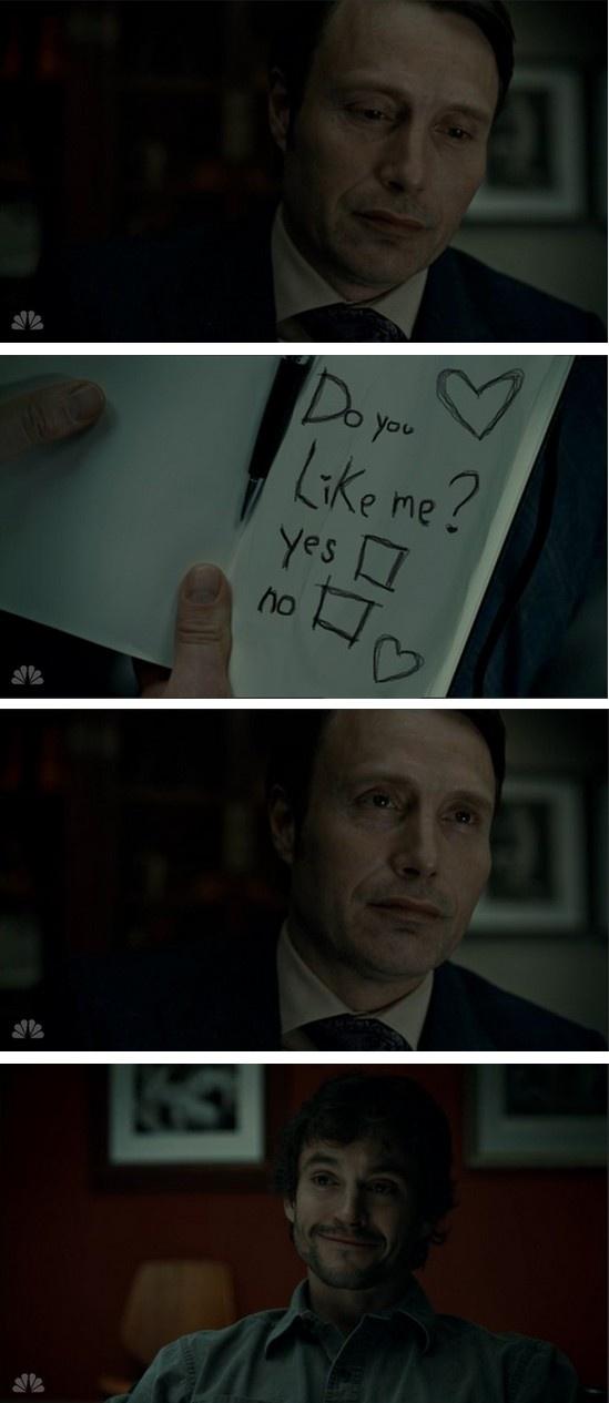 Hannibal - C'est impossible que quelque chose comme ça arrive mais ça reste…
