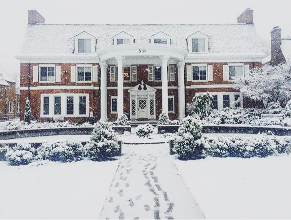 The most over-the-top sorority houses in the country