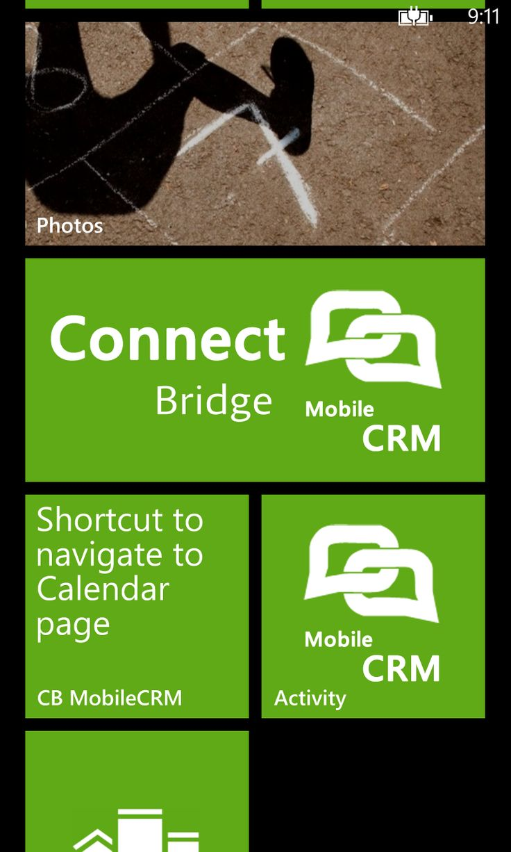 Great CB MOBILE CRM for Windows Phone!