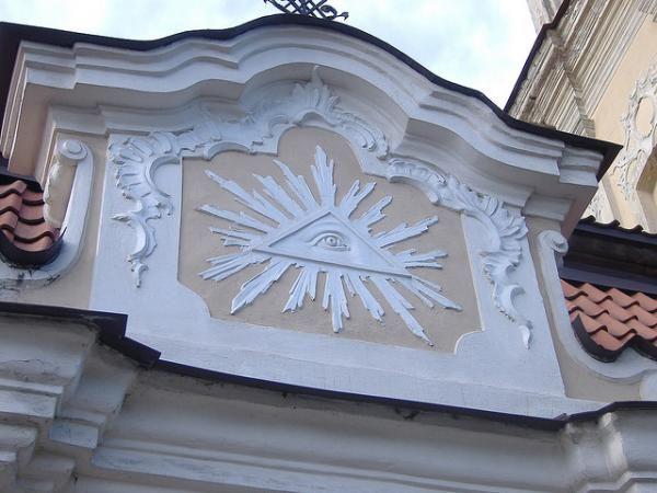 Illuminati All Seeing Eye Symbols Hidden in Plain Sight.