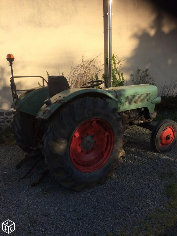 Tracteur Fendt Farmer 2 Matériel Agricole Ille-et-Vilaine - leboncoin.fr