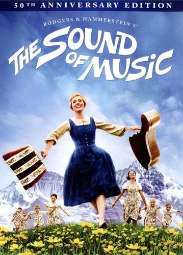 The Sound of Music [50th Anniversary Edition] [DVD] [1965]