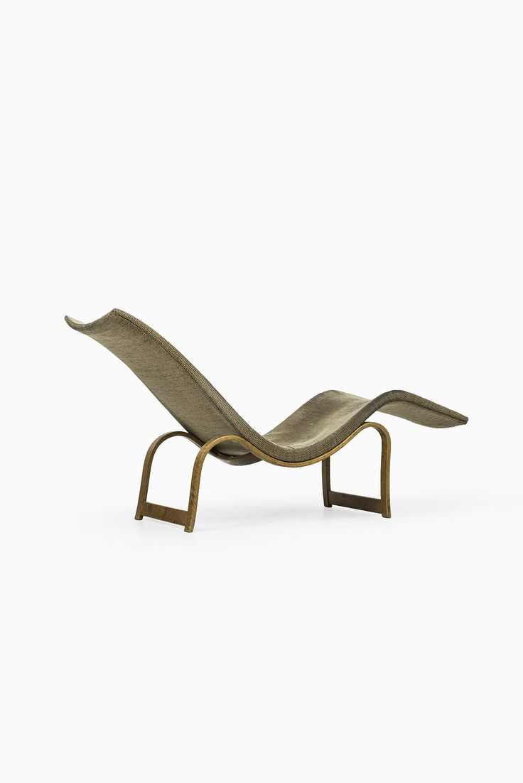 Bruno Mathsson Lounge Chair Model 36 At Studio Schalling