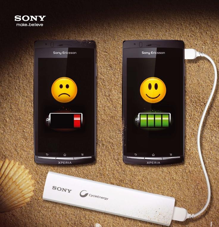 Przenośne ładowarki USB!