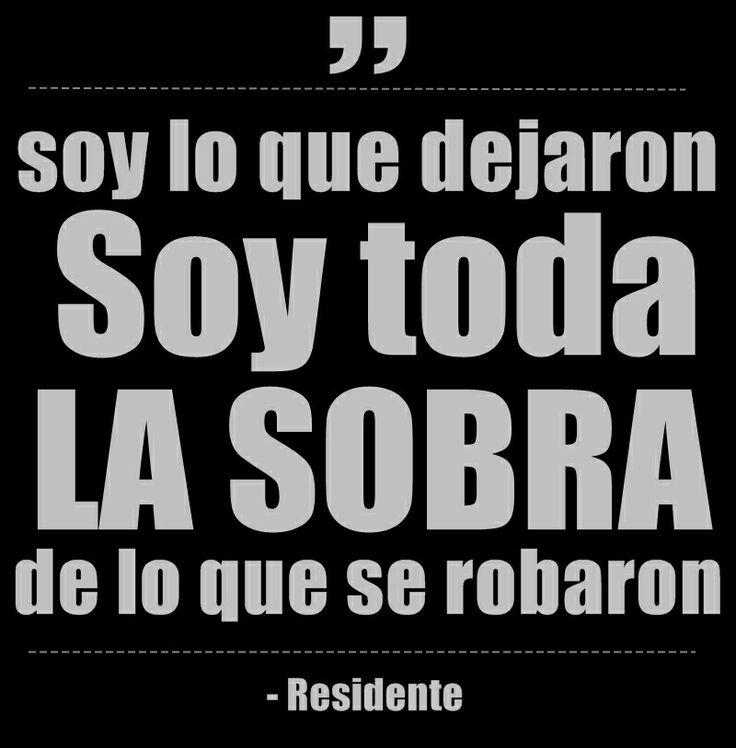 Calle 13  Latinoamerica preterit 3rd person plural