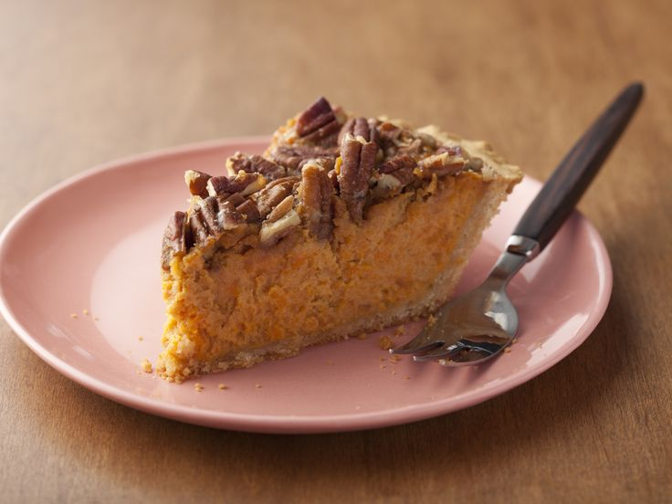 Alton Brown's Sweet Potato Pie