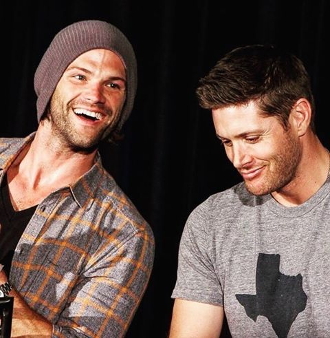 Jared and Jensen, DallasCon