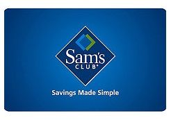 Thanks, Mail Carrier: Sam's Club Gift Card Giveaway