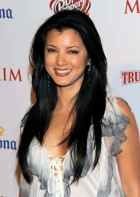 Kelly Hu - Maxim's 10 Annual Hot 100 Celebration In Santa Monica, California - 13.05.2009