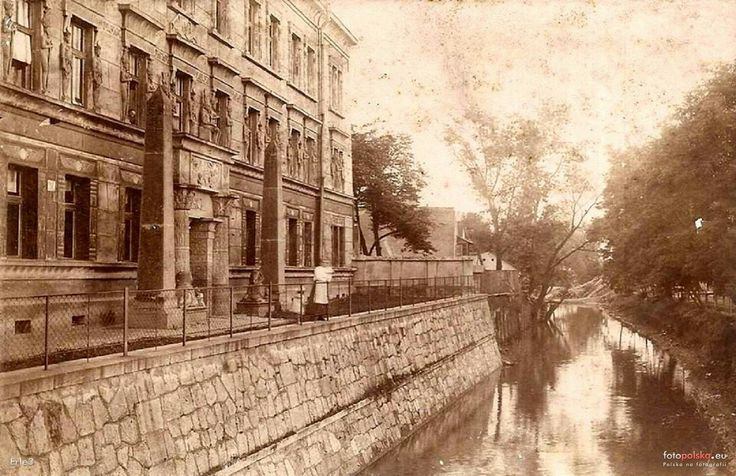 Dom egipski w Krakowie