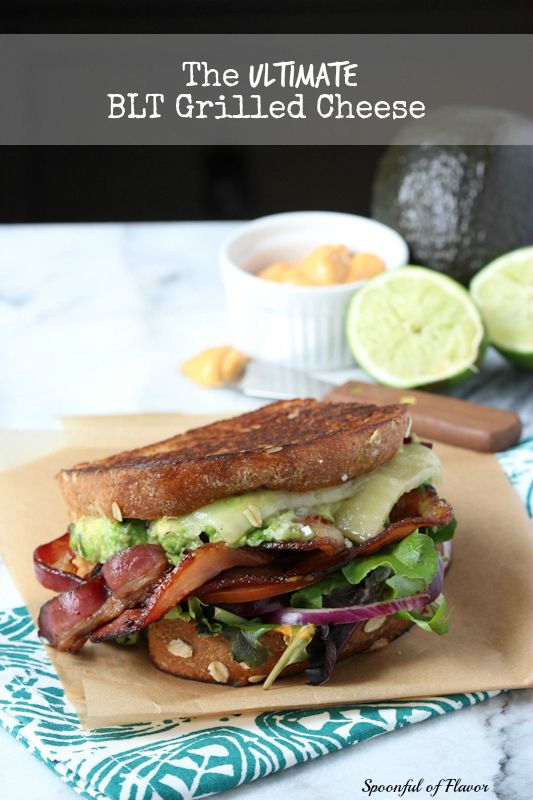 the ultimate blt grilled cheese grilled cheese sandwiches grilled ...