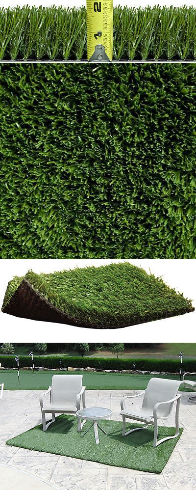 Synthetic Grass 181031: 6 X 15 Premium Artificial Pet Turf Synthetic Lawn Grass Dog Run -> BUY IT NOW ONLY: $209.93 on eBay!