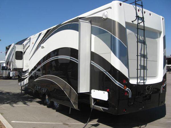 2014 Drv - Doubletree Rv Elite Suites 38ps3 Quad Slide, 5th Wheels RV For Sale in Corona, California | Southwest Coaches - Corona ES14007 | ...
