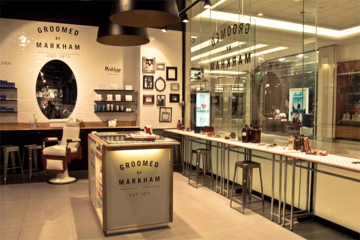 Markham flagship concept store by tdc co johannesburg