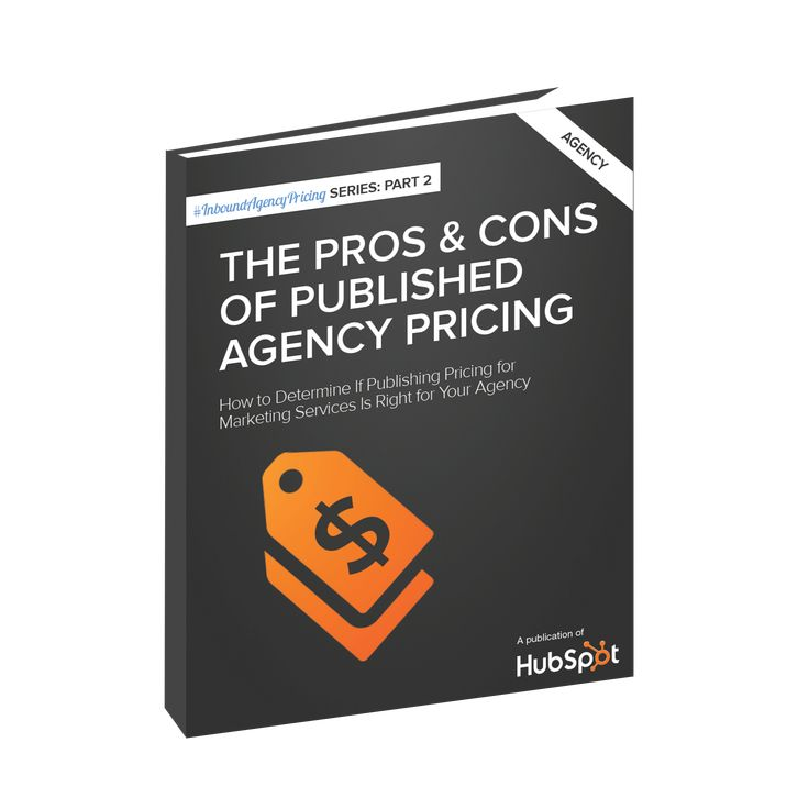 153 best helpful marketing ebooks images on pinterest inbound the pros and cons of published agency pricing fandeluxe Image collections