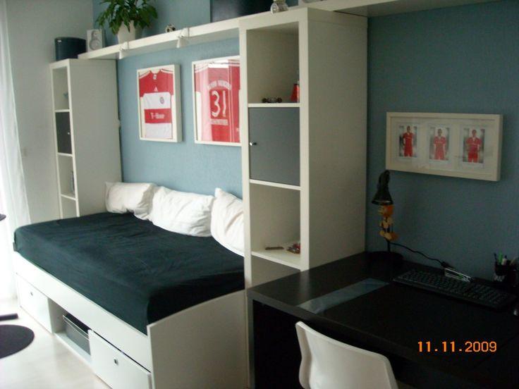 Jugend mädchenzimmer ikea bett  Die besten 25+ IKEA Jungen Schlafzimmer Ideen auf Pinterest ...