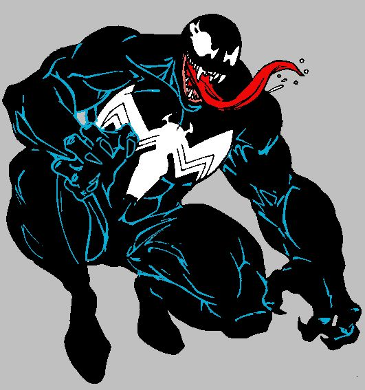 Hazmat Marvel Coloring Page