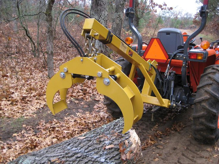 Wooden Toy Log Skidder : Wallenstein log loader google search farm equip
