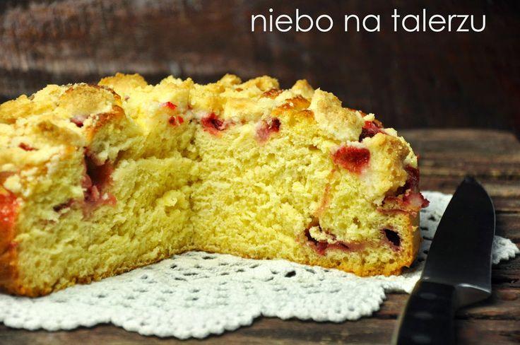 niebo na talerzu: Jak upiec dobre ciasto drożdżowe ?