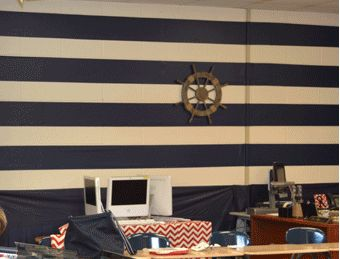 Clutter-Free Classroom: Nautical / Sailing Themed Classroom {Ideas, Photos, Tips, and More}