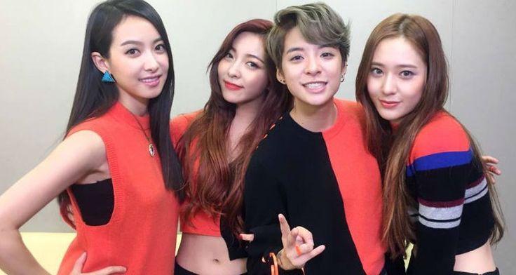 [Soompi] f(x) Celebrates 7th Debut Anniversary! --- http://www.soompi.com/2016/09/04/fx-celebrates-7th-debut-anniversary/