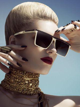 fashion forward look