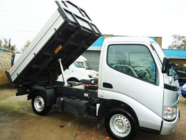 TOYOTA DYNA ALLOY TIPPER 1-WAY 2009 TRUCK
