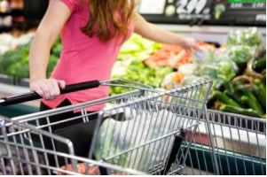 How to stock up on food for $5 a week and a year long schedule for survival items.