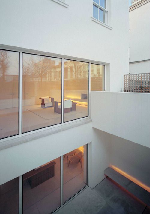 43 best images about john pawson on pinterest gilbert o for Minimalist house london