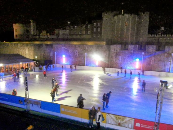 Ice ring in the UK, follow Anna's blog