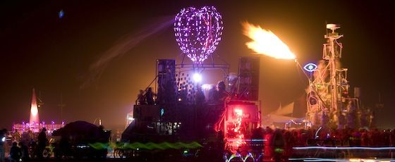 Robot Heart has just released its lineup for Burning Man 2013... and it doesn't disappoi...