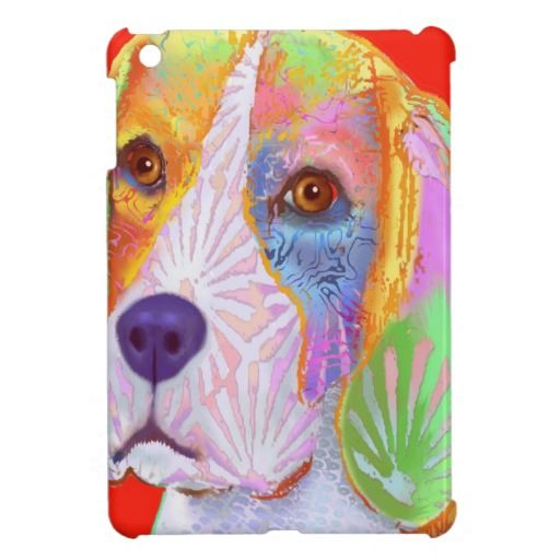 Products containing a beagle dog covers for iPad mini