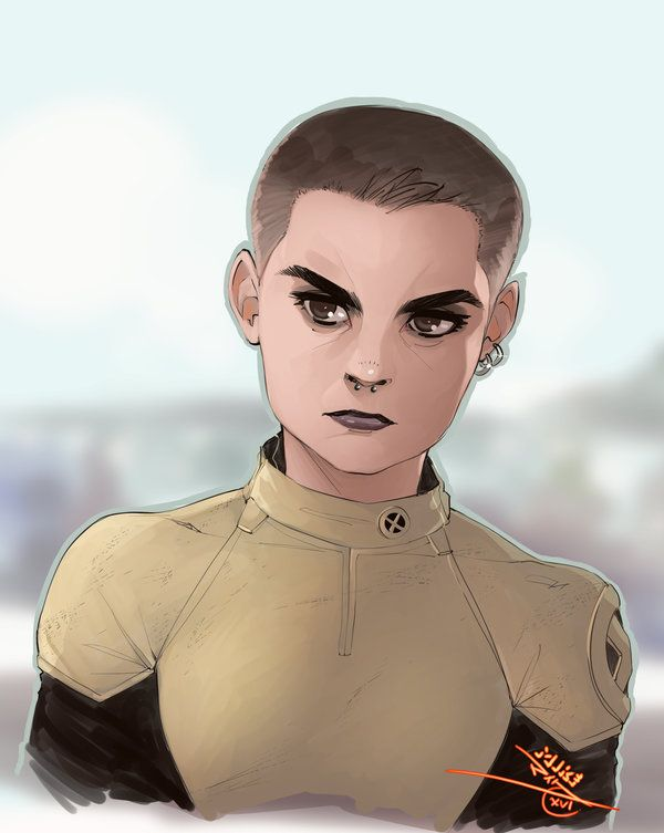 Negasonic Teenage Warhead by vashperado on DeviantArt