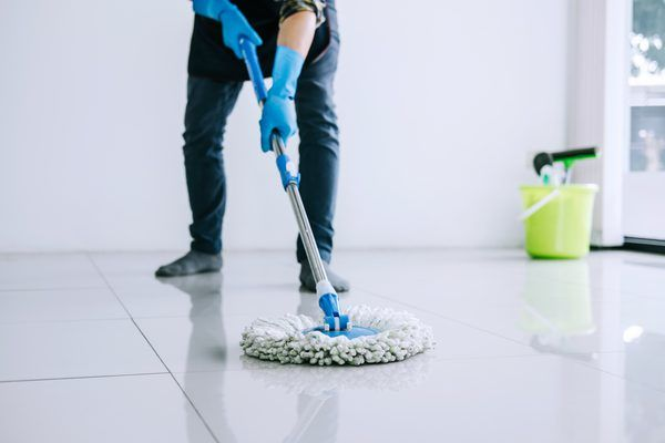 How To Clean Floors With Baking Soda Vinegar And Soapy Water