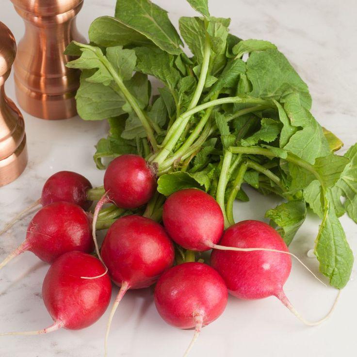Red Radish Bunch Organic