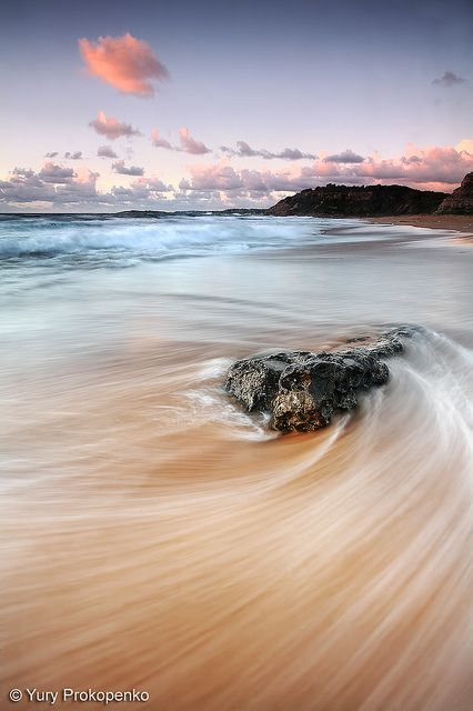 Turimetta Beach, Sydney's Northern Beaches, Australia