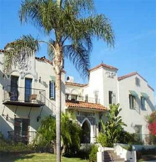 Our favorite place to stay in Santa Barbara! You HAVE to make a reservation - you won't be disappointed.  Eagle Inn, Santa Barbara