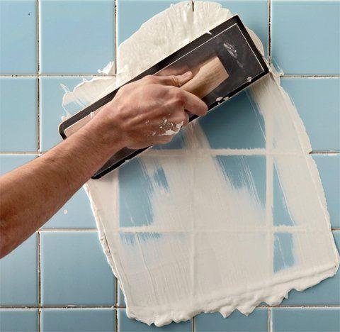 Regrouting Bathroom Tiles Part 76