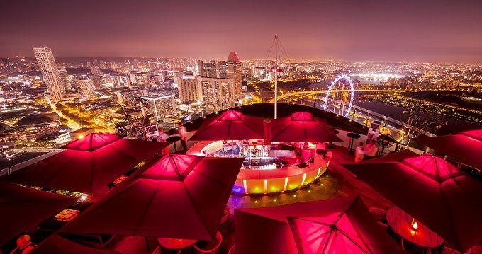 I 10 Rooftop BAR più spettacolari del Mondo | Skyscanner