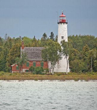 St. Helena Island Lighthouse. Active.