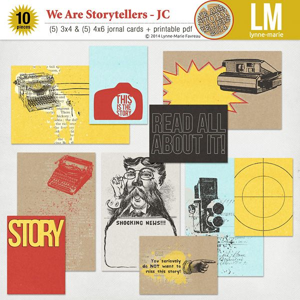 The Lilypad :: Kits :: Collabs :: TLP's We are Storytellers - Day 32