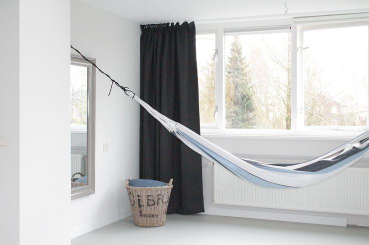 25 beste idee n over slaapkamer hangmat op pinterest gezellig huis en zolderkamer - Interieurontwerp thuis kleur ...