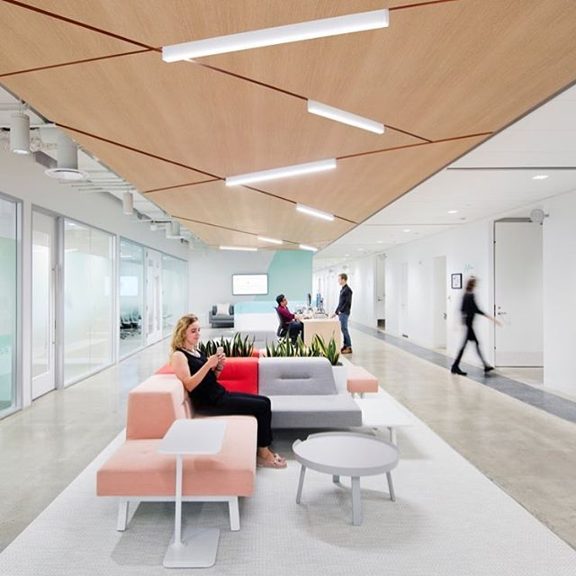 Stitch Fix's new headquarters in San Francisco | Gensler