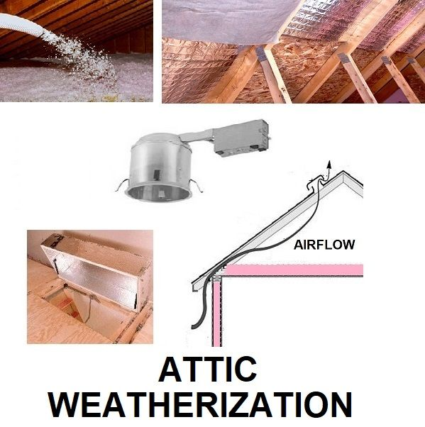 Diy Attic Insulation Add Insulation And Seal The Leaks In The Floor Attic Insulation Add Attic Insulation Floor Insulation