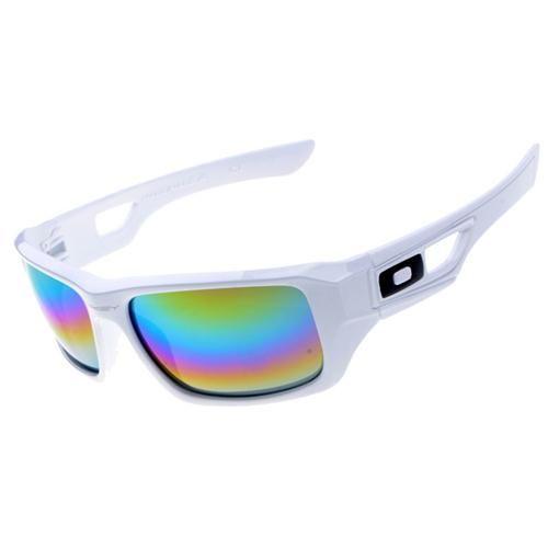 Discount Oakley Eyepatch Square White DGV Sale