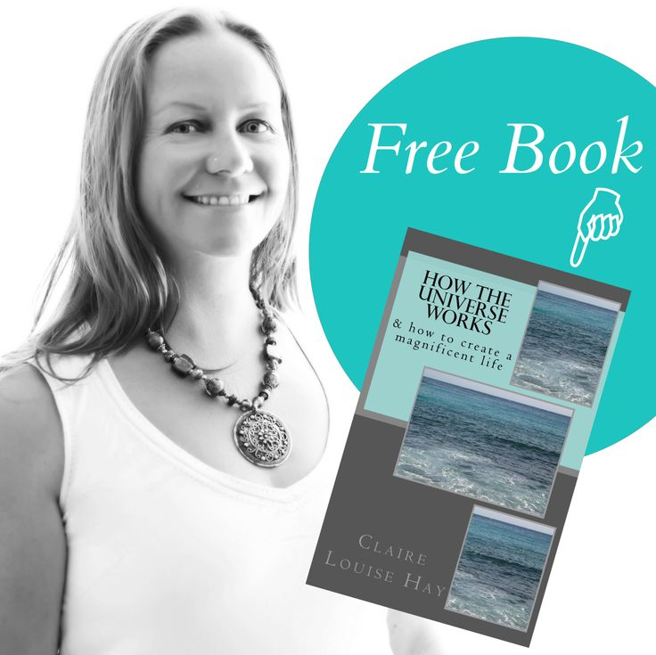 Claire Louise Hay's new best seller is FREE on Kindle until Jan 5th!   How the universe works & how to create a magnificent life  Get your copy today  Please share!